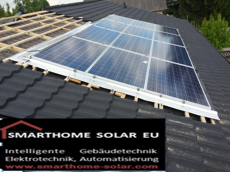 Dachsanierungskosten sparen mit PV Dachintegration